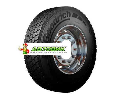 Грузовая шина BFGoodrich 315/70R22,5 154/150L Route Control D TL M+S 3PMSF