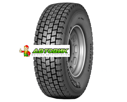 Грузовая шина Michelin 315/80R22,5 156/150L XD All Roads TL M+S