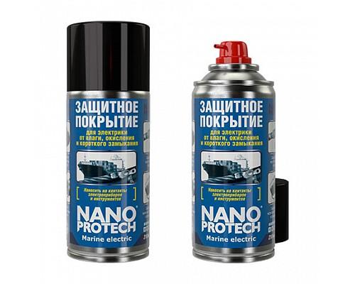 NANOPROTECH Защитное покрытие для электрооборудования Marine Electric 210мл 1/12