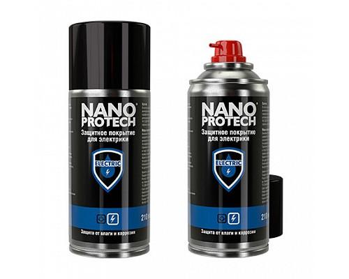 NANOPROTECH Защитное покрытие Electric 210мл 1/12