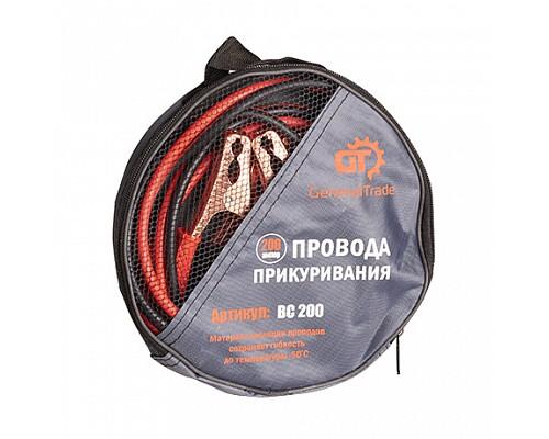 Провода прикуривателя BC200 2,2м 200А в сумке 1/20