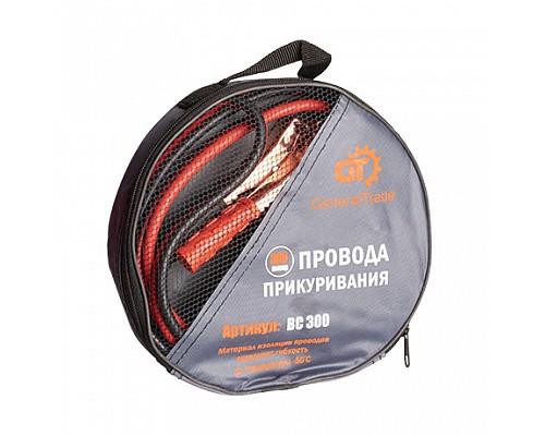 Провода прикуривателя BC300 2,2м 300А в пакете 1/20