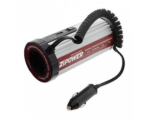PM6517 Автомобильный инвертор 150Вт POWER INVENTER