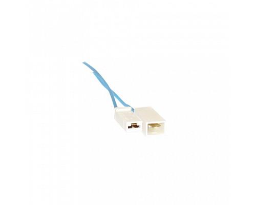 Колодка на 1 контакт с проводами S=0.75мм L=120мм ДИАЛУЧ КЛ064-1