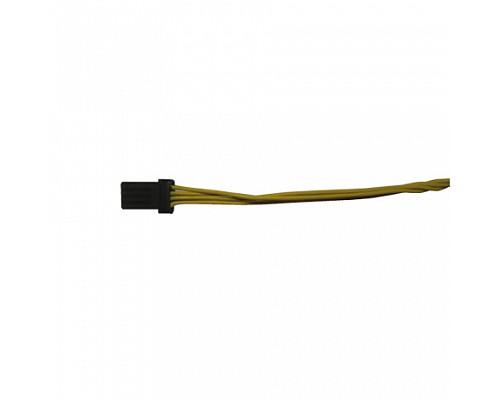 Колодка стеклоподъемника проводами S=0.75мм L=120мм ДИАЛУЧ КЛ051-1К