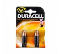 Элемент питания AA LR6-BC2 ALKALINE BASIC 1,5V DURACELL (2шт/блистер) 2/20