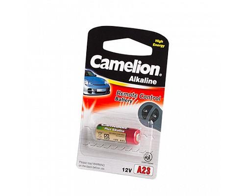 Элемент питания A-23: 23A-BC1 ALKALINE (автобрелки) 12V CAMELION (1шт блистер)