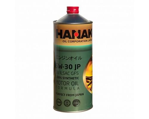 HANAKO Моторное масло синтетика GREEN 5W30 JP 1L
