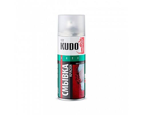 KUDO KU-9001 Смывка старой краски 520мл./12шт.