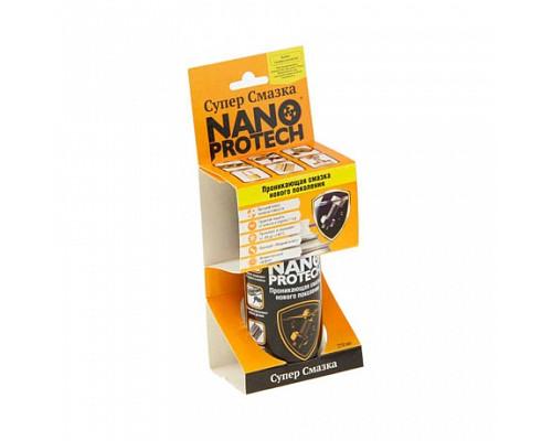 NANOPROTECH Супер смазка (Проникающая смазка нового поколения) 100 мл 1шт./12шт.