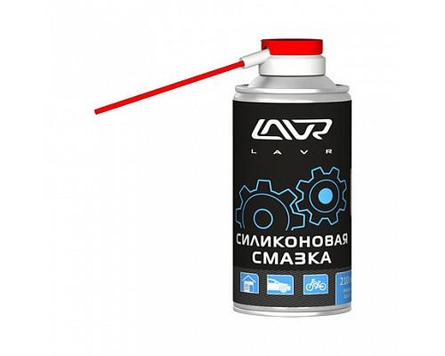 Ln1541 Смазка силиконовая 210 мл 1/12шт