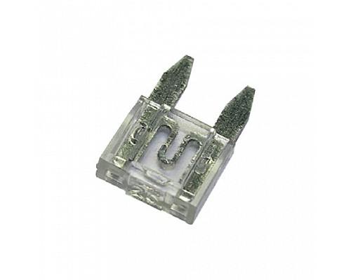 Предохранитель плавкий ножевого типа (штекерный) MINI 30A (50шт.) ДИАЛУЧ 130