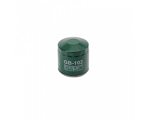 BIG FILTER Фильтр масляный GB-102 (инд.упак) ВАЗ 2101-07/NIVA (высокий) OC383 12шт.