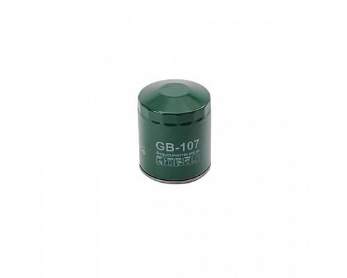 BIG FILTER Фильтр масляный GB-107 (инд.упак) ГАЗ (дв. 405,406)  OC23 12шт.