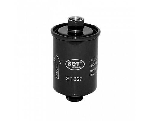MANNOL Фильтр топливный SCT ST 329  CHEVROLET/DAEWOO NEXIA/LACETTI/LANOS/MATIZ
