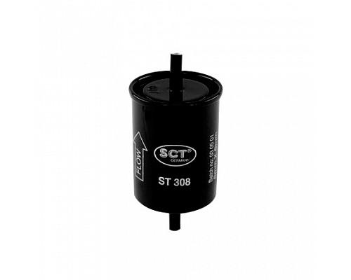 MANNOL Фильтр топливный SCT ST 308  OPEL/VW -94