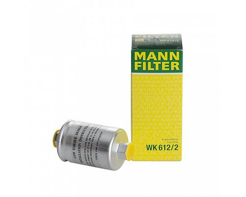 MANN FILTER Фильтр топливный WK 612/2 DAEWOO,VOLGA