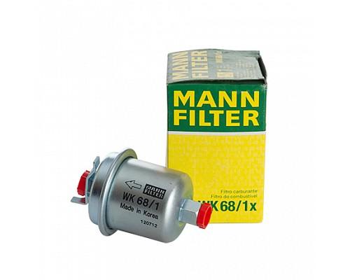 MANN FILTER Фильтр топливный WK 68/1 X