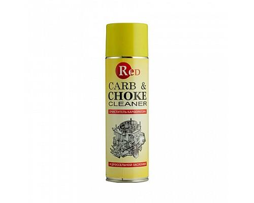 RED R3650 Очиститель карбюратора,дроссель заслонки  340гр. 1шт./12шт.. 3650