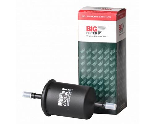 BIG FILTER Фильтр топливный GB-332PL ВАЗ\GM\FIAT инжектор