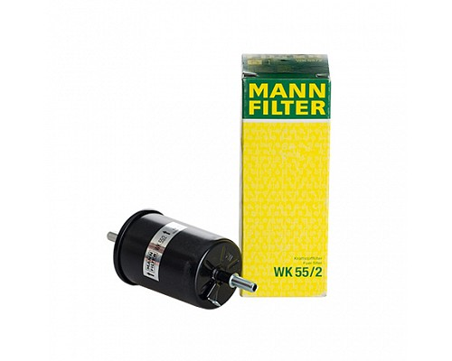 MANN FILTER Фильтр топливный WK 55/2 CHEVROLET AVEO/KALOS