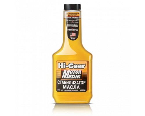 HG2241 Стабилизатор масла MOTOR MEDIK 355 мл/12шт