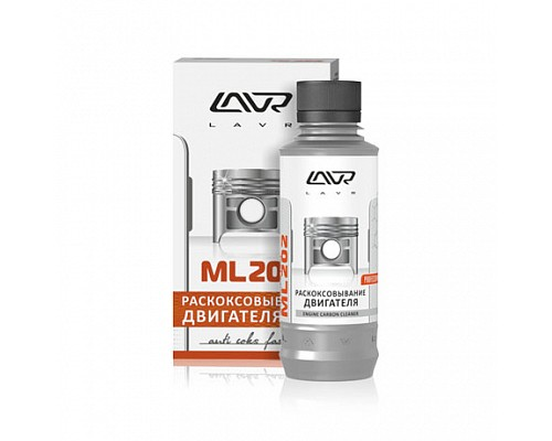 Ln2502 ML 202  Раскоксовыватель 185мл 1/20шт
