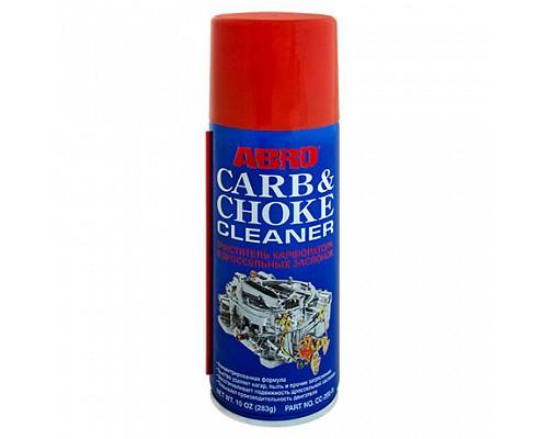 ABRO очиститель карбюратора  CC-200-R 283г. 1шт./12шт.