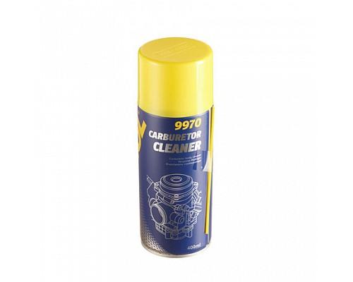 MANNOL 9970 Очиститель карбюратора / Carburetor Cleaner / Vergaser Reiniger (400мл.) 1шт./24шт. 2430