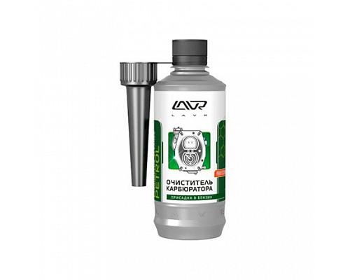 Ln2108 Очиститель карбюратора присадка в бензин на 40-60л с насадкой 310мл 1шт./20шт.