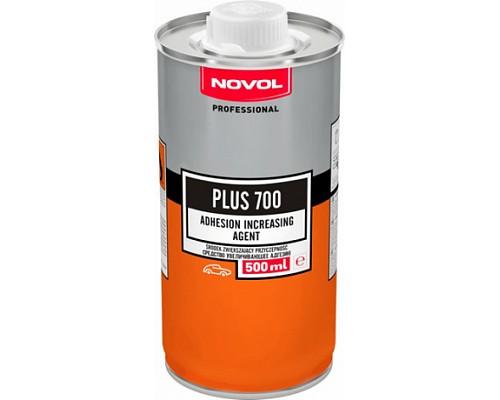 NOVOL грунт для пластика  Средство, увелич адгезию PLUS 700 0.5л
