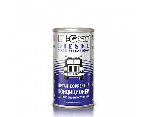 HG3435 Цетан-корректор для дизеля 325мл 1шт./12шт.