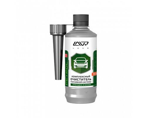 Ln2123 Очиститель топлив.системы в бензин 310 мл 1шт./20шт.