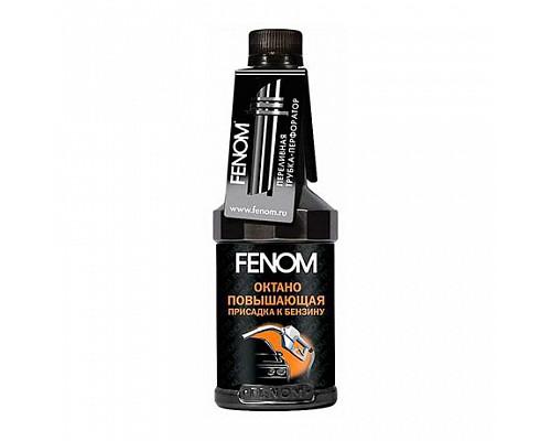 FN819N FENOM Октаноповышающая присадка бензин 300мл. 1шт./12шт.