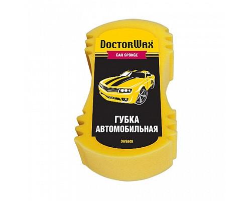 DW8608R Губка для мытья автомобиля 245х135х73мм CAR SPONGE 1шт/20шт