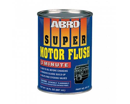 ABRO промывка двигателя 3-мин MF-391 887мл. 1шт./12шт.