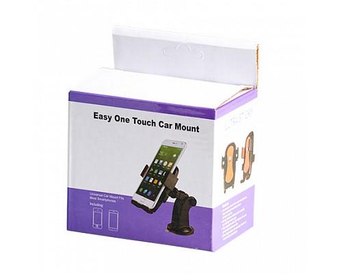 Держатель телефона раздвижной для смартфона (Easy One Touch Car Mount) (1шт)