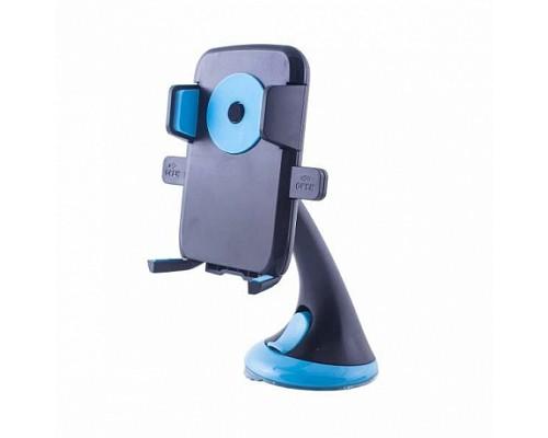 Держатель телефона SW (шир. 50-80мм) Синий HX-8013
