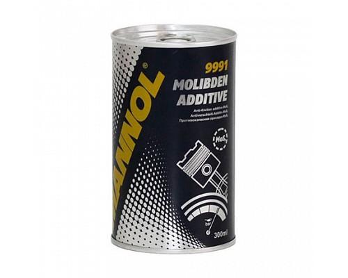 MANNOL 9991 Присадка для снижения трения / Molibden Additive (300мл.) 1/24шт. 2433