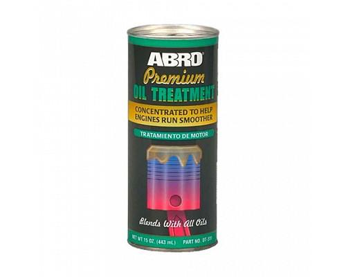 ABRO присадка в масло премиум OT-511 443мл. 1шт./24шт.