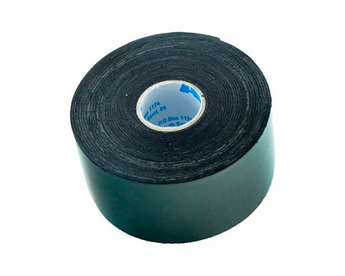 Скотч-лента двухсторонний ABRO Masters черная 40мм*5м BE-40mm-5m