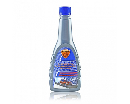 EL-1002.02 Антигель для дизельного топлива (на 60-120 л.) 340 мл./12 шт. (ПЭТ-бутылка)