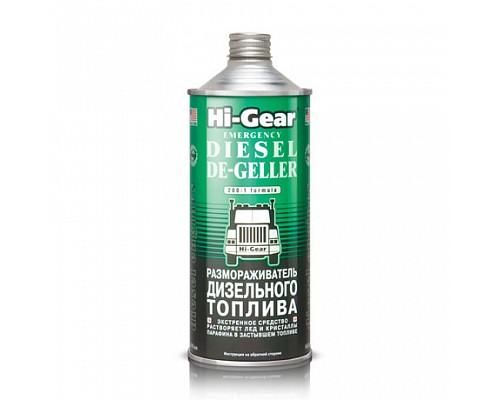 HG4114 Размораживатель дизельного топлива 946мл/6шт