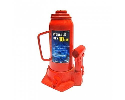 Домкрат гидравлический бутылочный 10т TITAN