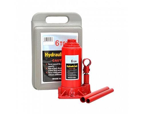 Домкрат гидравлический бутылочный 6т HJ6B