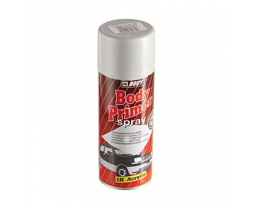 BODY грунт-спрей HB серый 0,4л. 1шт./6шт.