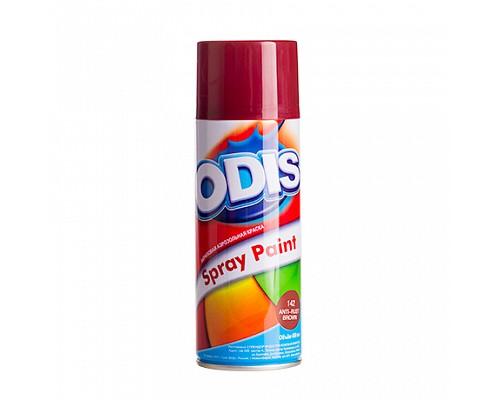 ODIS Краска-спрей 142 грунт коричневый 450мл 1шт./12шт.