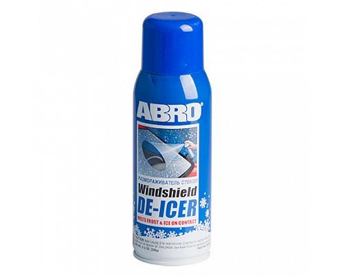 ABRO размораживатель стекол 326г WD-400 1/12шт.