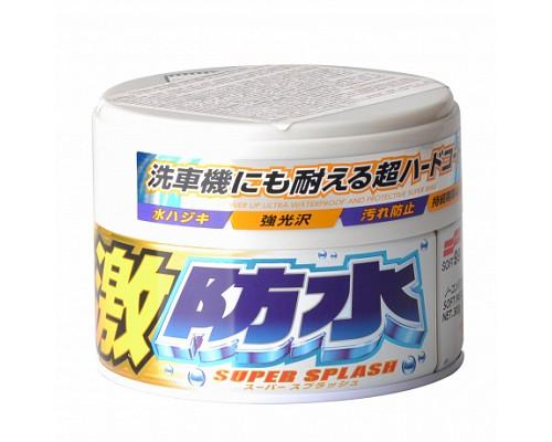 KANGAROO SOFT 99 Water Block Wax полироль на 3 мес для светлых авто 300гр