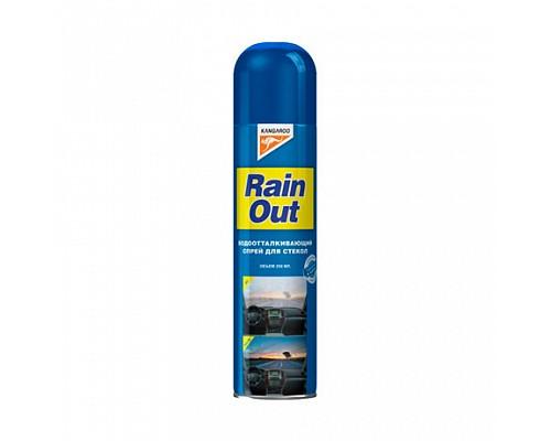 KANGAROO Rain out водоотталкивающий спрей для стекол 250мл/20шт. 320751